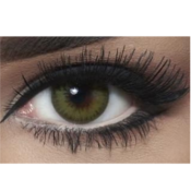 Bella Diamonds Caribbean Green - Lentilles de Contact 1 Mois