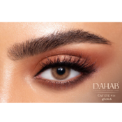 Dahab Gold Cat Eye - Lentilles de Contact 6 mois