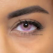 Lentilles de contact Naturelles Rose Soft Pink - 1 An