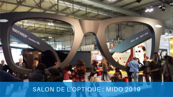 salon de l'optique en Italie MIDO 2019